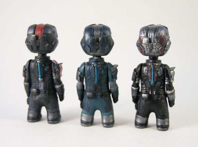 Pocket-Sized Isaac Clarke (Dead Space 2 version)