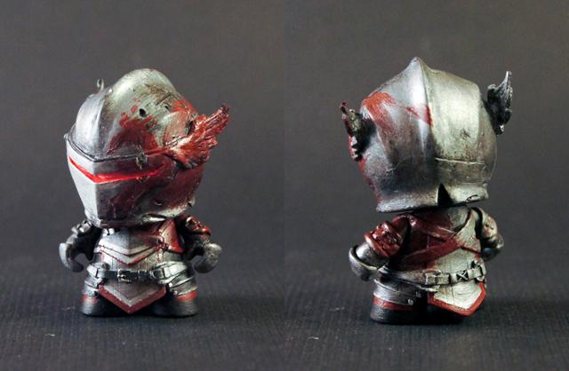 Grey Warden Micro Munnys