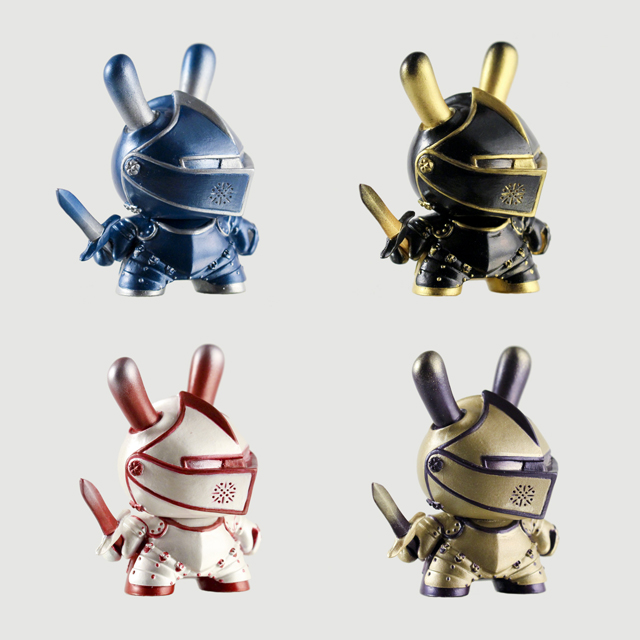 Seasonal Dunny Knights Series 2