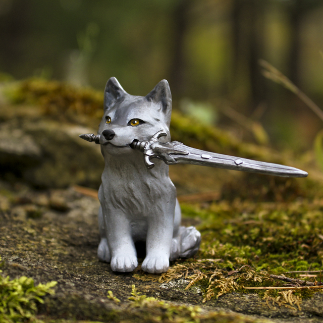 Mini Artorias & Sif