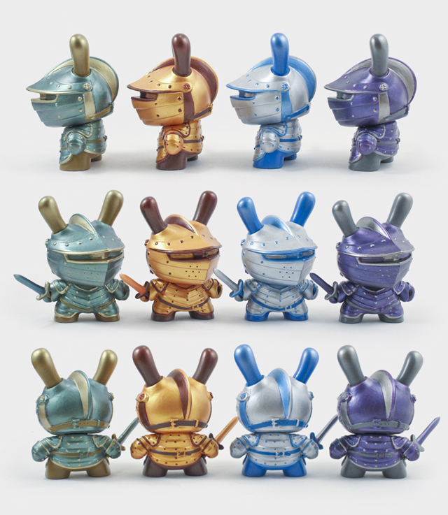 Seasonal Dunny Knights Series 3